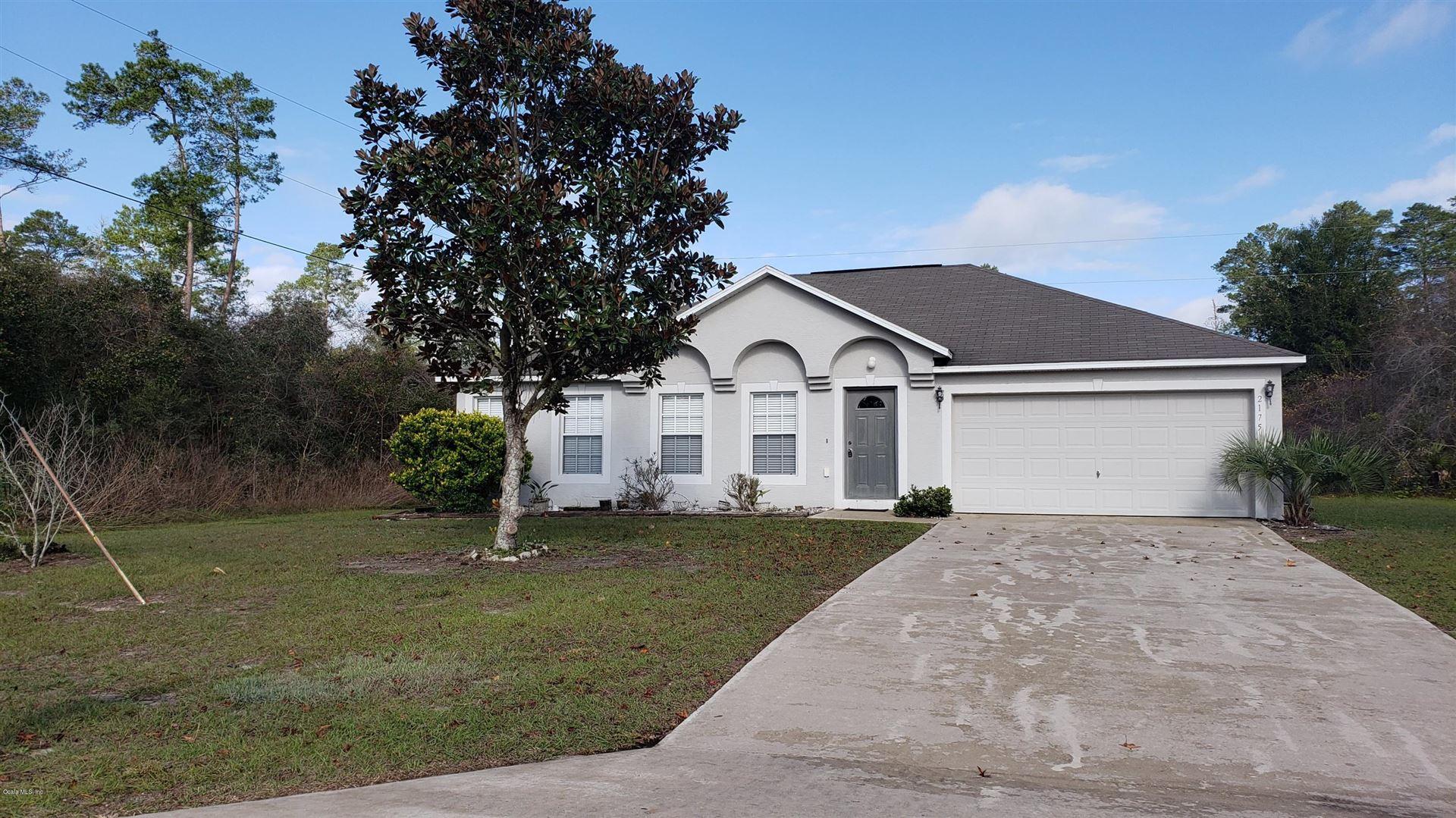 2175 SW 153rd Place, Ocala, FL 34473 - MLS#: 567912