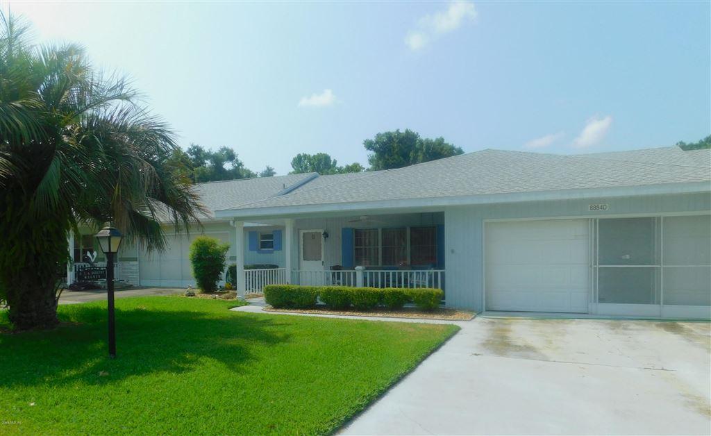 8884 SW 94th. Lane #D, Ocala, FL 34481 - MLS#: 556970