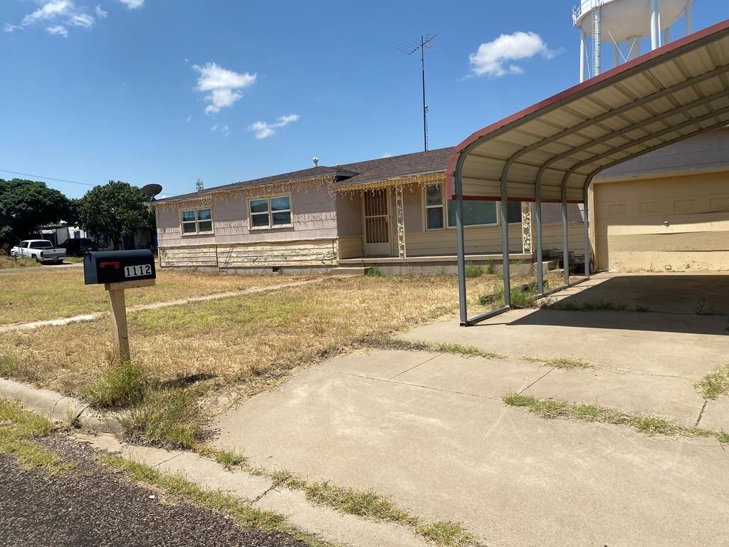 1112 S Alford, Crane, TX 79731 - MLS#: 126146