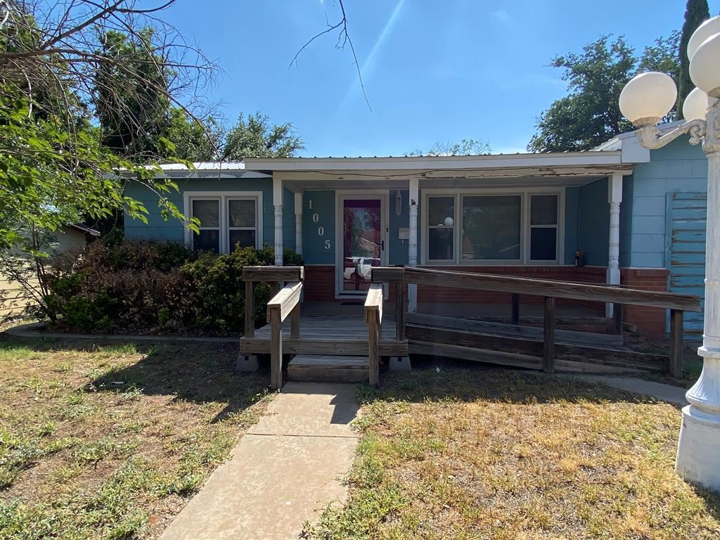 1005 NW 7th St, Andrews, TX 79714 - MLS#: 125618