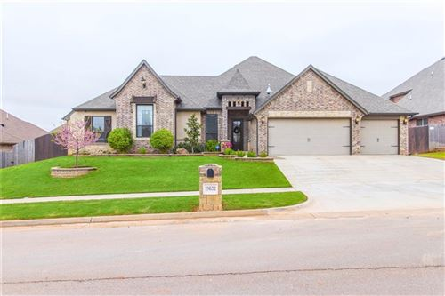 Photo of 19632 Stratmore Way, Edmond, OK 73012 (MLS # 905016)