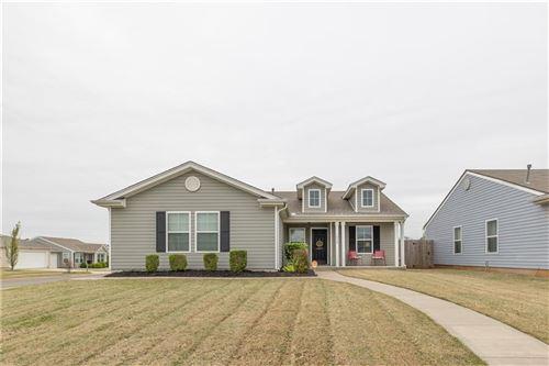 Photo of 1608 NW 144th Terrace, Oklahoma City, OK 73013 (MLS # 953021)
