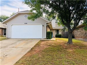 Photo of 2340 Grapevine Drive, Midwest City, OK 73130 (MLS # 887034)