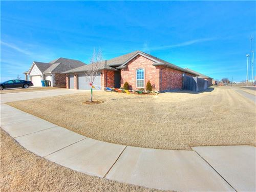 Photo of 10517 Turtle Back Drive, Midwest City, OK 73130 (MLS # 896059)