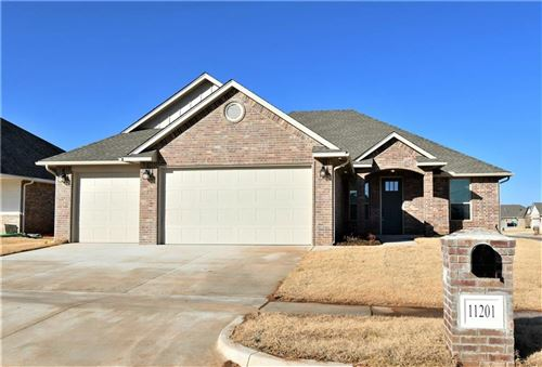 Photo of 11201 SW 42nd Court, Mustang, OK 73064 (MLS # 892124)