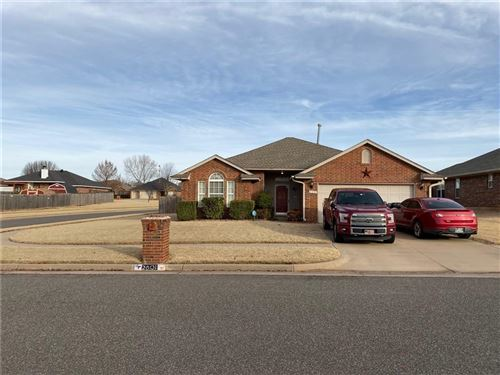 Photo of 2801 SE 97th Street, Moore, OK 73160 (MLS # 892128)