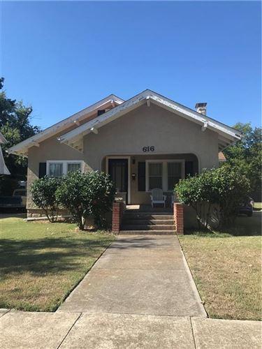 Photo of 616 Miller Avenue, Norman, OK 73069 (MLS # 981148)
