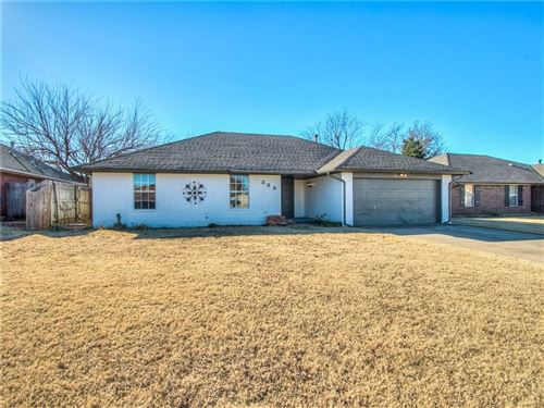 Photo of 338 W Crooked Branch Way, Mustang, OK 73064 (MLS # 891196)