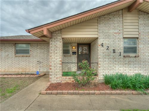 Photo of 4201 Vickie Drive, Del City, OK 73115 (MLS # 906277)