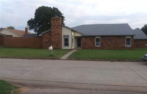 Photo of 9104 Brookwood Drive, Midwest City, OK 73130 (MLS # 896286)