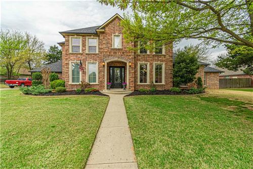 Photo of 4711 Westlakes Drive, Norman, OK 73072 (MLS # 906317)