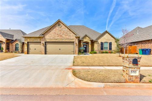 Photo of 5713 Ledgestone Drive, Mustang, OK 73064 (MLS # 892319)
