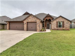 Photo of 1329 Atalon Drive, Moore, OK 73160 (MLS # 884339)