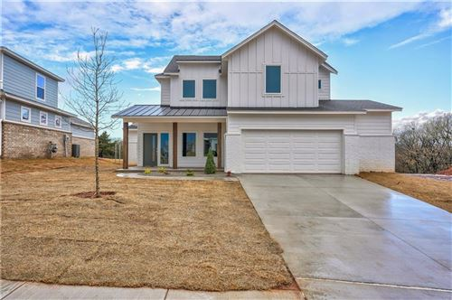 Photo of 18205 Chisholm Creek Farm Lane, Edmond, OK 73012 (MLS # 892349)