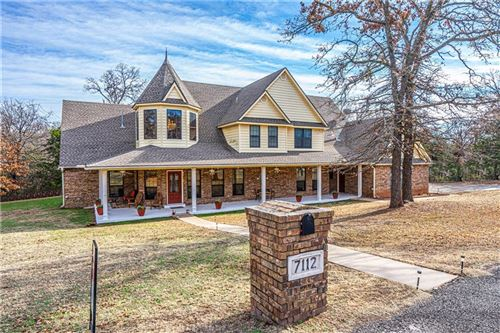 Photo of 7112 Chris Madsen Road, Guthrie, OK 73044 (MLS # 892371)