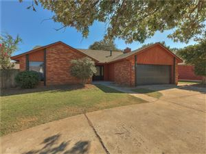 Photo of 412 Blue Spruce Drive, Midwest City, OK 73130 (MLS # 886380)
