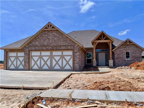 Photo of 12100 SW 47th Street, Mustang, OK 73064 (MLS # 917386)