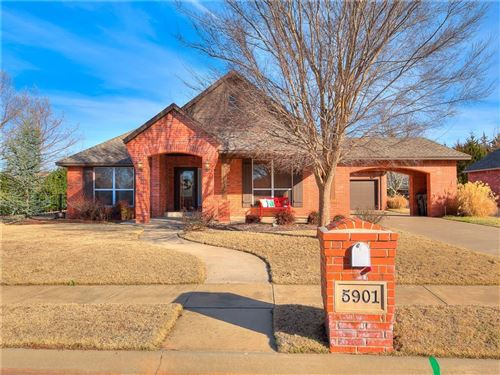 Photo of 5901 NE 107th Street, Oklahoma City, OK 73151 (MLS # 899428)