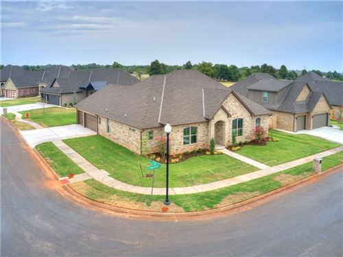 Photo of 5525 Ledgestone Drive, Mustang, OK 73064 (MLS # 891430)