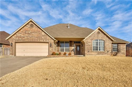 Photo of 10911 Blue Sky Drive, Midwest City, OK 73130 (MLS # 892437)