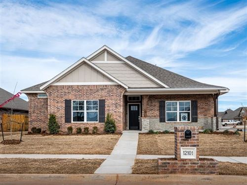 Photo of 12101 SW 46th Street, Mustang, OK 73064 (MLS # 897453)