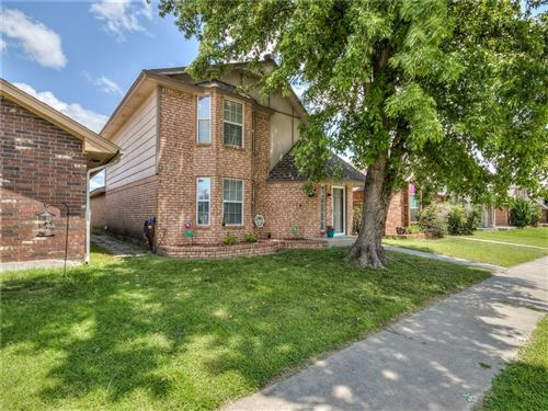 Photo of 2116 Meench Drive, Moore, OK 73170 (MLS # 968479)