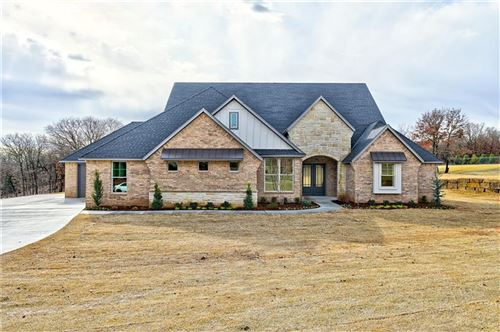 Photo of 14024 SE 37th Place, Choctaw, OK 73020 (MLS # 897487)