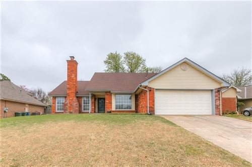Photo of 1416 Sims Avenue, Edmond, OK 73013 (MLS # 906496)