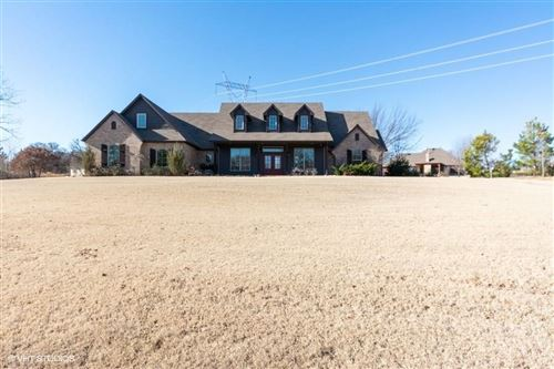 Photo of 431 Hickory Hill Drive, Choctaw, OK 73020 (MLS # 896528)