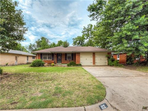 Photo of 112 W Steed Drive, Midwest City, OK 73110 (MLS # 916555)