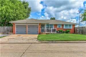 Photo of 4801 SE 22nd Streets, Del City, OK 73115 (MLS # 871562)