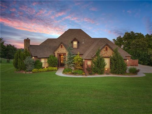 Photo of 5200 Wheatley Way, Edmond, OK 73034 (MLS # 892596)