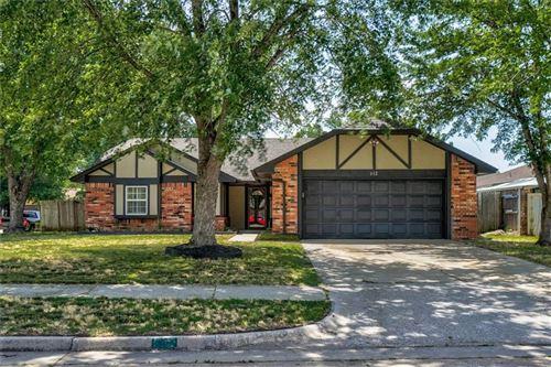 Photo of 652 Wandering Way, Oklahoma City, OK 73064-2135 (MLS # 918596)