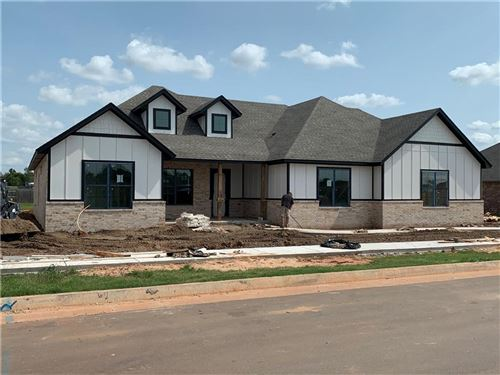 Photo of 2816 Bens Circle, Yukon, OK 73099 (MLS # 907597)