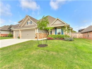 Photo of 5001 Crater Lake Drive, Edmond, OK 73025 (MLS # 871642)