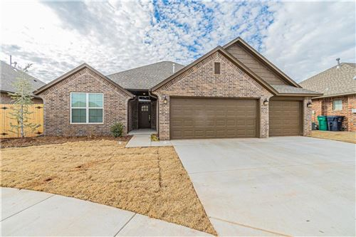 Photo of 13109 Rock Meadows Circle, Oklahoma City, OK 73142 (MLS # 897648)