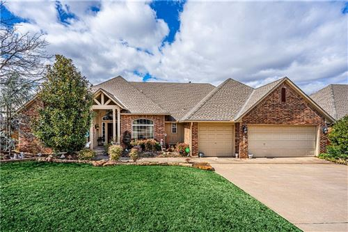 Photo of 3009 Asheton Court, Edmond, OK 73034 (MLS # 901672)