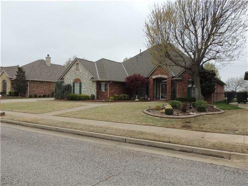 Photo of 10709 Fairway Avenue, Oklahoma City, OK 73170 (MLS # 906710)