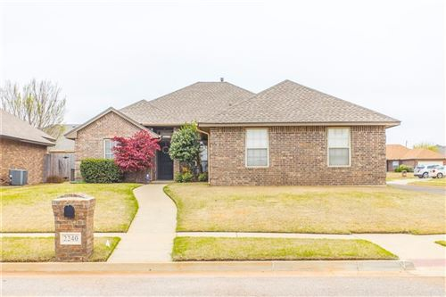 Photo of 2240 NW 158th Street, Edmond, OK 73013 (MLS # 906757)