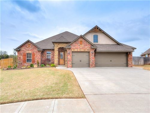 Photo of 3006 Turnberry Court, Norman, OK 73069 (MLS # 906764)