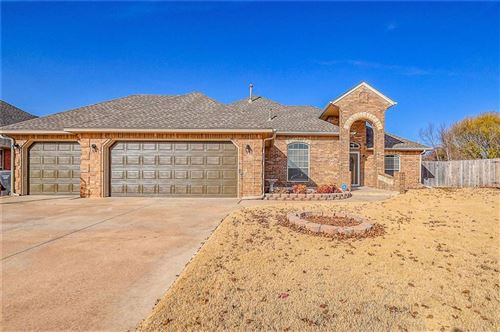 Photo of 1205 NW 14th Place, Moore, OK 73170 (MLS # 891768)