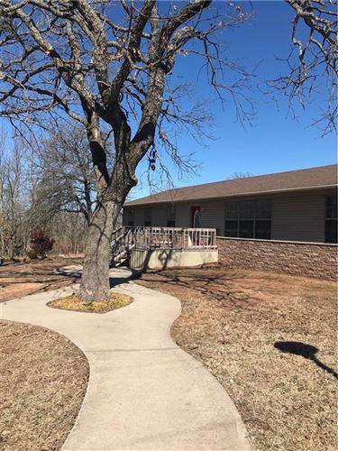 Photo of 21480 Ina Place, Tecumseh, OK 74873 (MLS # 945776)