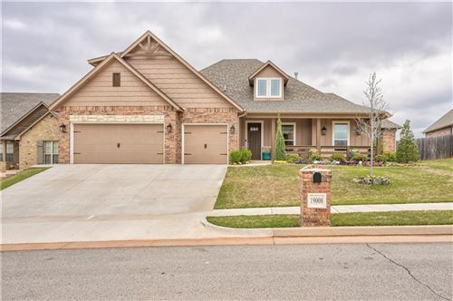Photo of 19008 Barnstable Court, Edmond, OK 73012 (MLS # 906780)