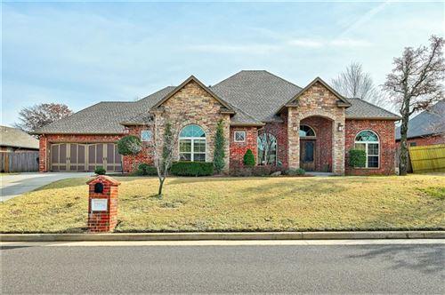 Photo of 13154 Red Oak Drive, Choctaw, OK 73020 (MLS # 895781)