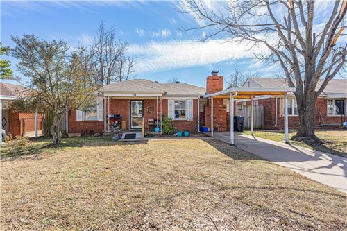 Photo of 732 NW 89th Street, Oklahoma City, OK 73114 (MLS # 945803)