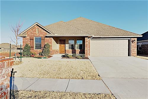 Photo of 3516 Upland Ridge Drive, Mustang, OK 73099 (MLS # 891812)