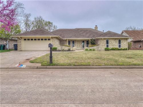 Photo of 10409 Long Meadow Road, Oklahoma City, OK 73162 (MLS # 906827)