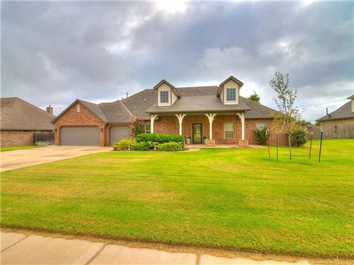 Photo of 9508 Blake Run Road, Yukon, OK 73099 (MLS # 897840)