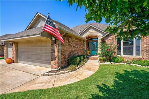 Photo of 7705 Harold Drive, Yukon, OK 73099 (MLS # 906862)