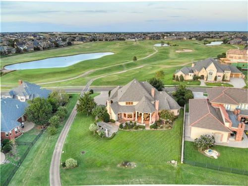 Photo of 16909 Rainwater Trail, Edmond, OK 73012 (MLS # 906882)